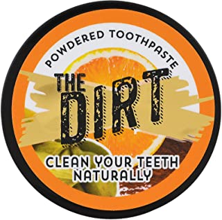 The Dirt All Natural Tooth Powders (Sweet Spice, Three Month Supply 25g)