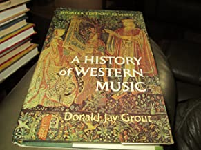 Grout History of West Music Rev Sht