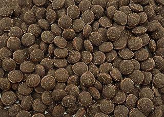 Barry Callebaut Dark Chocolate Callets, Bittersweet, 70% Cacao, Bulk Pack 2Lbs