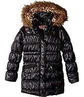 Urban Republic Kids - Pearlized Puffer Jacket (Little Kids/Big Kids)