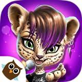 Rock Star Animal Hair Salon - Style, Dress Up & Play Music