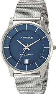 Armitron Men's Date Function Mesh Bracelet Watch