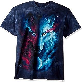 The Mountain Where Light & Dark Meet-T-Shirt