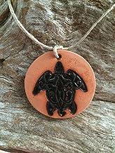 Sea Turtle Diffuser | Essential Oil Diffuser | Aromatherapy Stone | Terracotta Diffuser | Car Air Freshener | Clay Area Di...