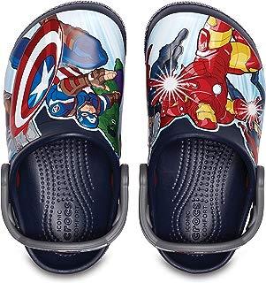 Crocs Infantil Clog FL Marvel Os Vingadores