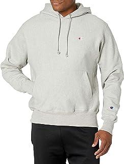Champion Men Reverse Weave Left Chest C Pullover