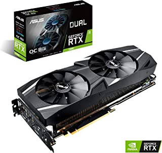 ASUS NVIDIA GeForce RTX 2080 搭載 デュアルファンモデル 8GB DUAL-RTX2080-O8G