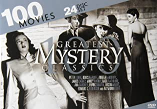 Greatest Mystery Classics: 100 Movies Set
