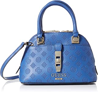 GUESS womens Peony Classic Small Dome Satchel