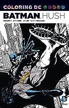 batman hush coloring book