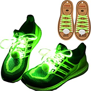 led running laces