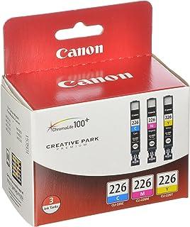 """CLI226 3 Color Multi Pack """"Canon CLI226 3 Color Multi Pack Compatible to iP4820, MG5220, MG5120, MG6120, MG8120, MX882, iX6520, iP4920, MG5320, MG6220, MG8220, MX892"""""""