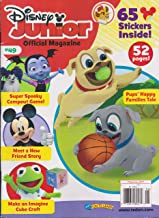 Disney Junior Magazine May June 2019