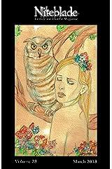 Blodeuwedd (Niteblade Magazine Book 23) Kindle Edition