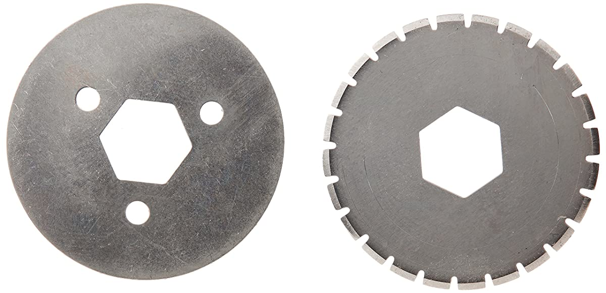 Carl K-M31 Replacement Scoring/Perforating Set for The DC-210/220/238/2500