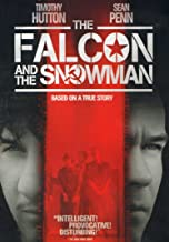 the falcon and the snowman dvd