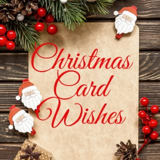 Christmas Card Wishes