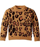 Leo Knitted Sweater (Little Kids/Big Kids)