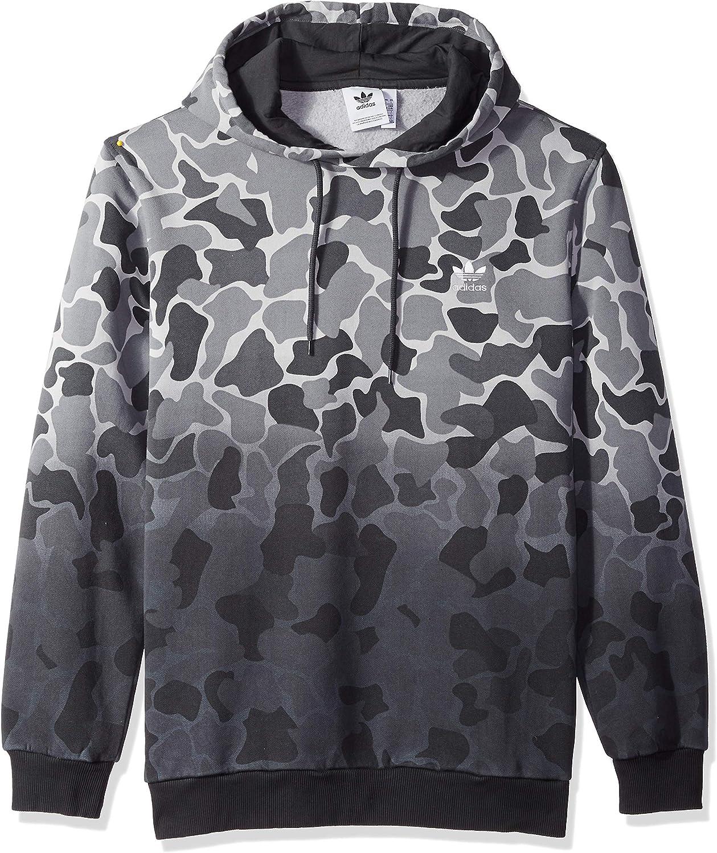 rompecabezas he equivocado Intentar  adidas Originals Men's Camo Dipped Pullover Hoodie at Amazon Men's Clothing  store