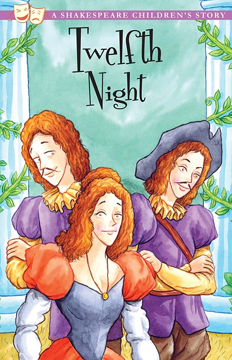 逆説調停者蛇行Twelfth Night: The perfect introduction to classic literature for children (20 Shakespeare Children's Stories Book 17) (English Edition)