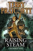 Raising Steam: (Discworld Novel 40)