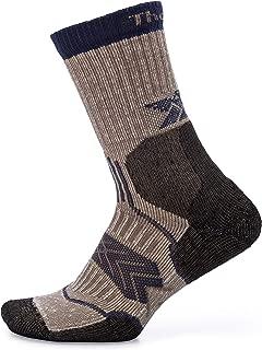 thorlos unisex-adult OFXU Outdoor Fanatic Crew Socks Hiking Socks