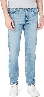 Levi's Erkek Düz Kesim Kot Pantolon 512 SLIM TAPER FIT BASS SUPER LIGHT, Mavi, W56 (Üretici Ölçüsü 32)