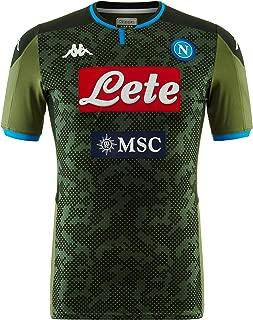 Italian Serie A Men's Replica Away Match Shirt, Green, XXXL