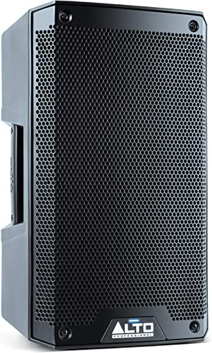 Alto Professional TS308 | 2000 Watt 8 Inch 2 Way Powered PA Speaker with Integrated 2-Channel Mixer and Pole or Wedge...