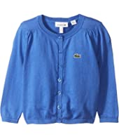 Lacoste Kids - Cardigan Sweater (Little Kids/Big Kids)
