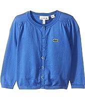 Lacoste Kids Cardigan Sweater (Little Kids/Big Kids)