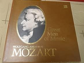 Great Men of Music - Wolfgang Amadeus Mozart