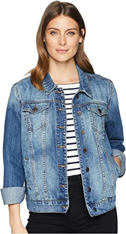 Emma Boyfriend Jacket w/ Drop in Tender