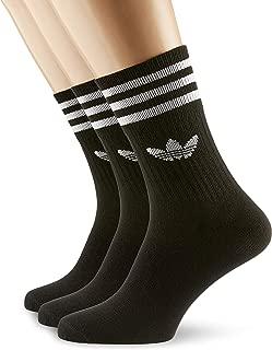 Mid Cut Crew Sock 3 Pack