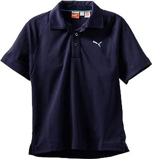 Puma Golf Women's Junior Solid Tech Polo