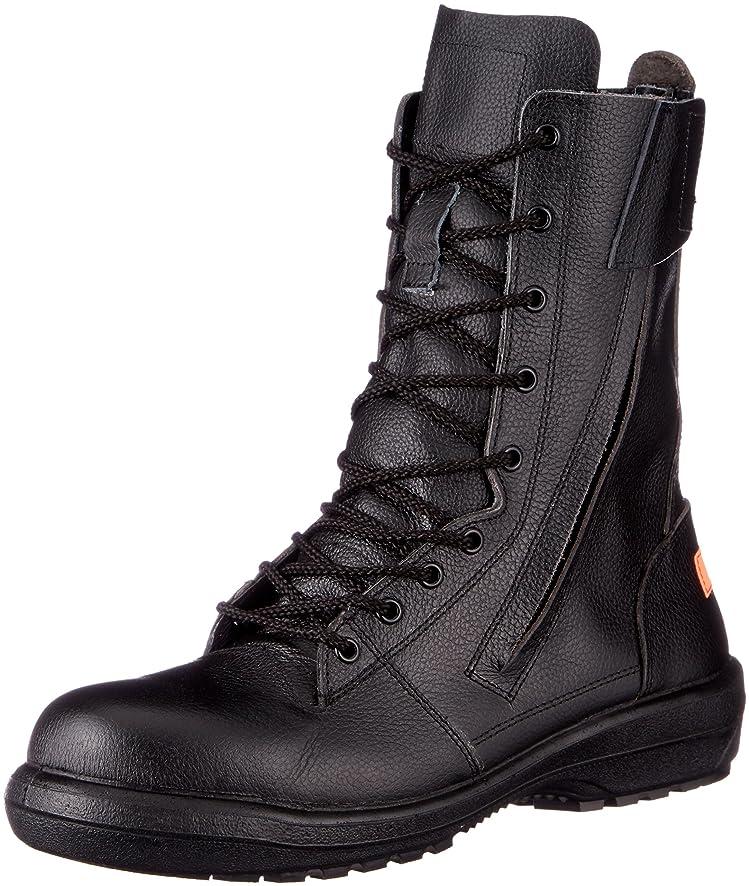 戸口正直吐き出す[ミドリ安全] 静電安全靴 JIS規格 消防仕様 長編上靴 ラバーテック RT731F 消防 P-4 静電 メンズ