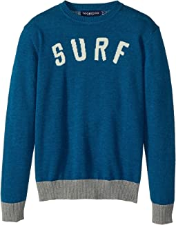 Toobydoo - Surf Crew Sweater (Toddler/Little Kids/Big Kids)
