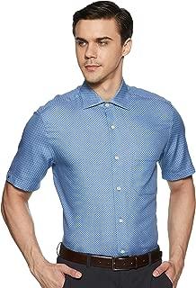 Louis Philippe Men's Regular fit Casual Shirt