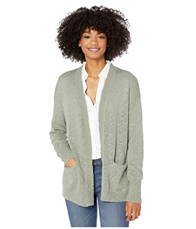 Roxy Valley Shades Cardigan (Lily Pad) Women