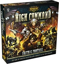 Privateer Press WARMACHINE High Command Faith Fortune Board Game