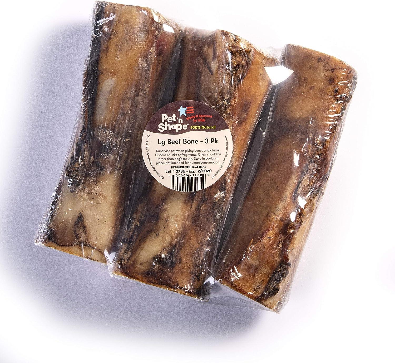 Super sale Pet 'n Shape Now free shipping Bone Treat Beef
