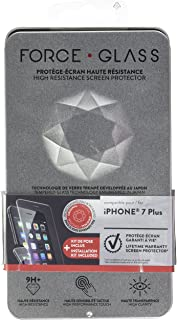 forceglass Curved Tempered Glass Screen Protector Film for iPhone 4Plus