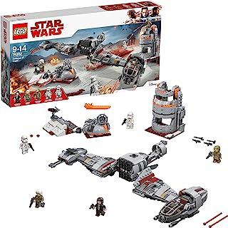 LEGO Star Wars- Defense of Crait Lego Juego