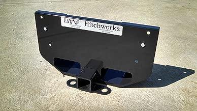 UTV Hitchworks UTV-XSE Rear Skid Plate + Receiver Hitch Extension - RTV-X