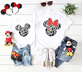 Mickey Family Matching Shirts, Vacation Shirts, Mickey Minnie Shirts, Family Mickey Shirts