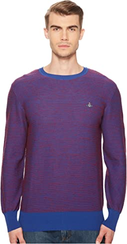 Punto Crew Neck Sweater