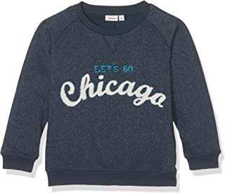 NAME IT Baby-Jungen Nitgestan Sweat M Mini Sweatshirt