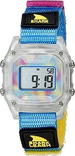 Freestyle Shark Mini Leash Clear/Cyan Unisex Watch 10022929