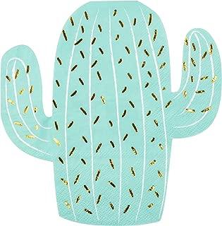 cactus paper napkins