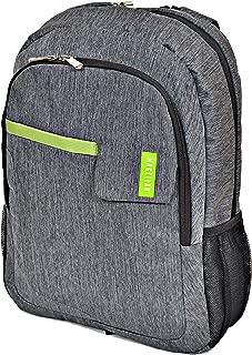 Magellan Laptop Backpack for Men, Grey - LSB6796